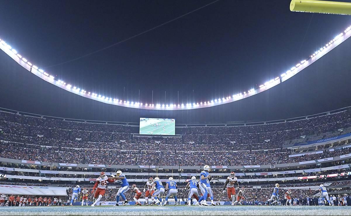 No se descarta tener NFL en México en el 2021