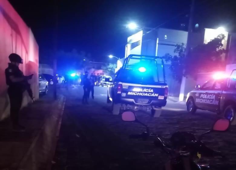 Ataque armado en fiesta deja un muerto y un lesionado en Chiapas