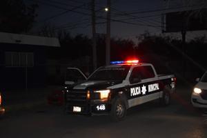 Supuesta balacera moviliza a policías
