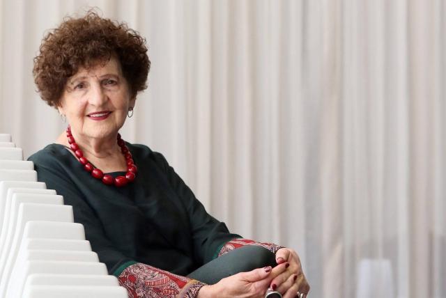 Margo Glantz: 'A través del tuit yo sigo peleando por la justicia'