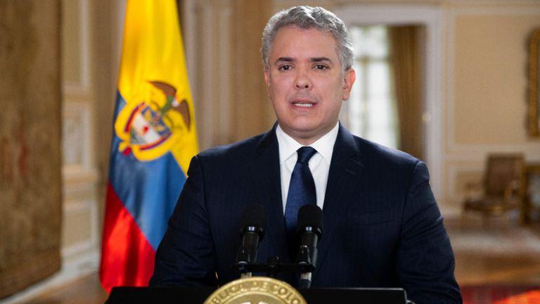 Diputados venezolanos y colombianos, 'interesados' en investigar a Iván Duque
