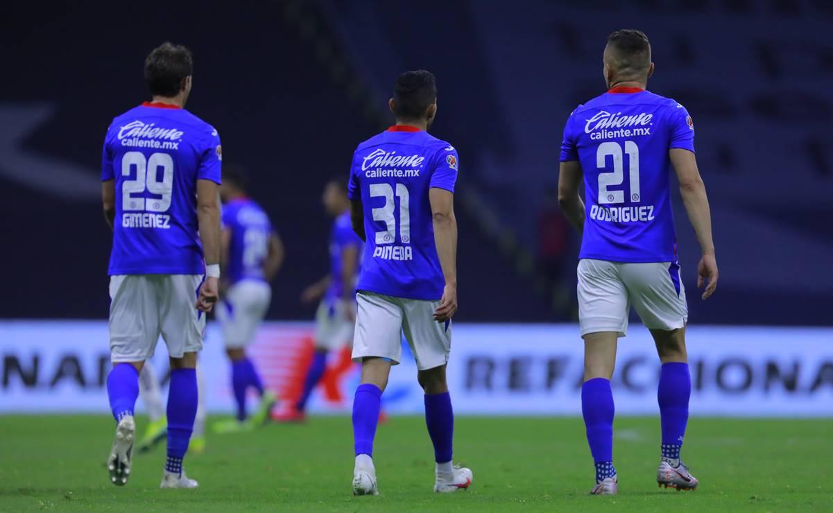 Cruz Azul con equipo completo para enfrentar al Necaxa