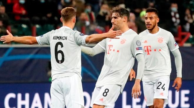 Coman alarga la racha del Bayern