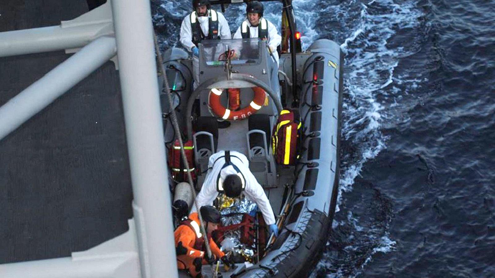 Desaparecidos 5 migrantes y más de 150 interceptados frente a la costa libia