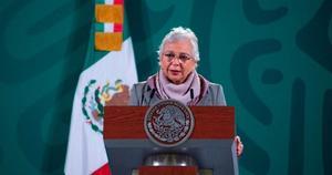 Olga Sánchez llama a rescatar la 'fuerza de México'
