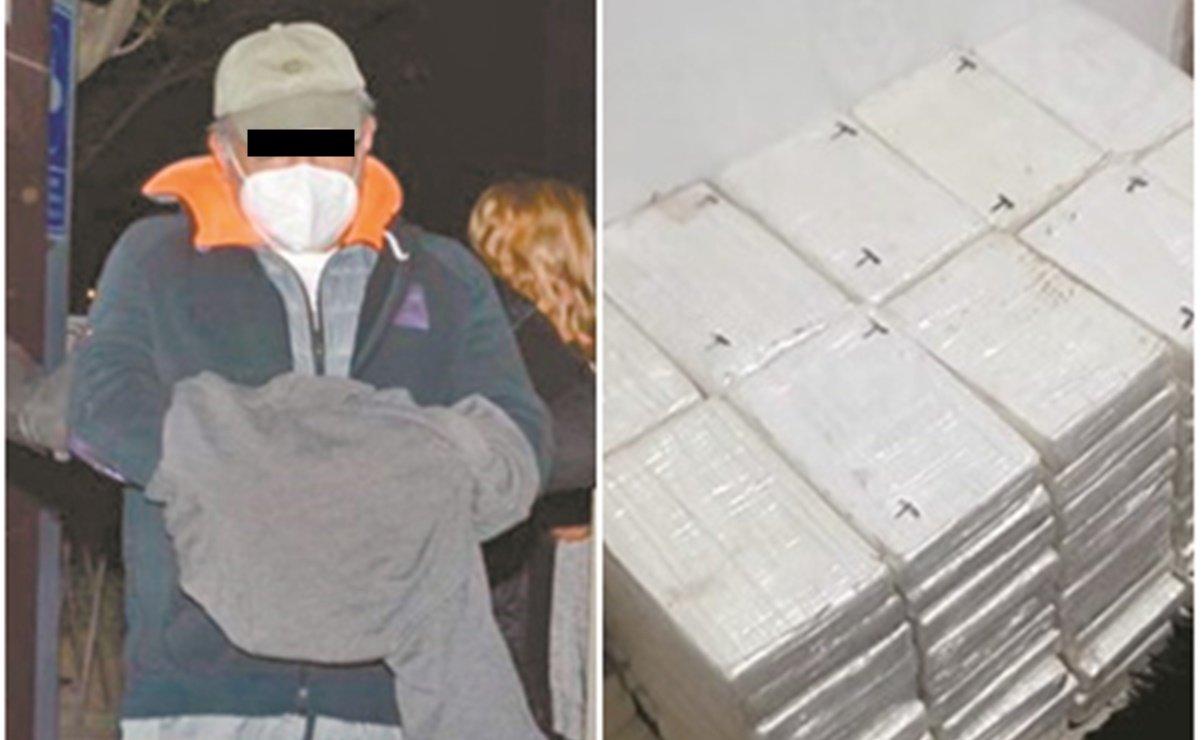 Sheinbaum destaca labor de inteligencia tras decomiso de cocaína