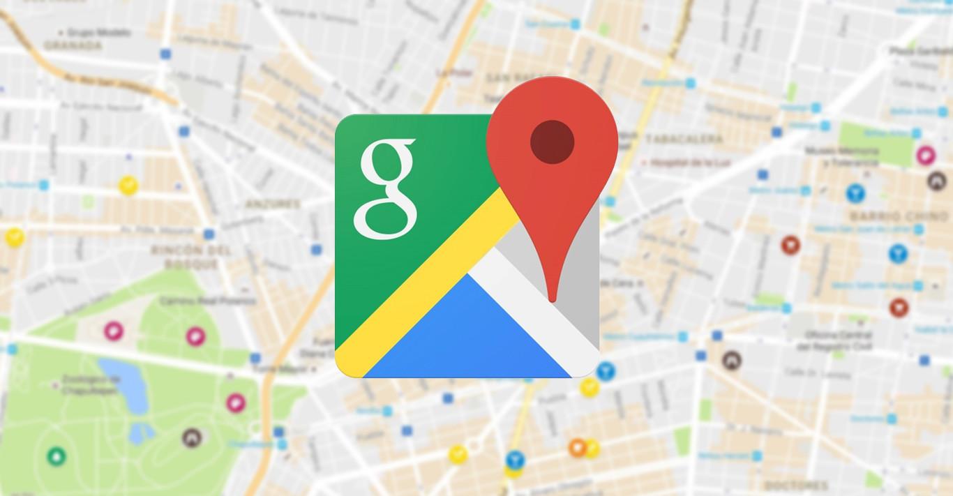 Google Maps pone a prueba nuevo diseño minimalista