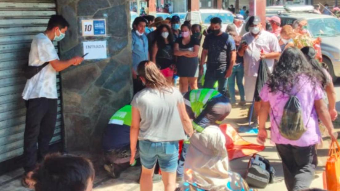 Malabarista muere baleado por policía en el sur de Chile
