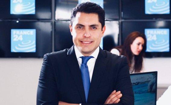 Alan Austria, el mexicano que está al frente de tres programas