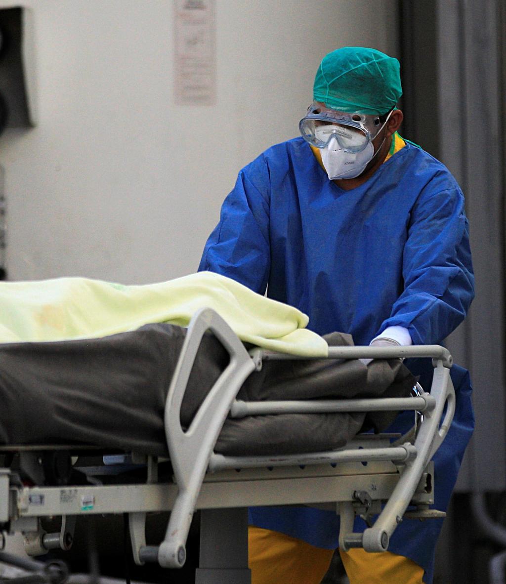 35 muertes y315 casos más para Coahuilade Coronavirus