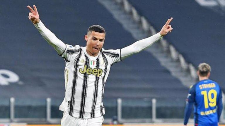 Cristiano Ronaldo el jugador de la década