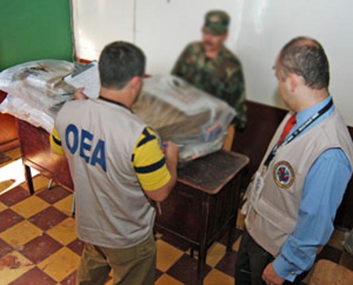 OEA, UE, Uniore, Cepal y delegados de países observarán comicios en Honduras