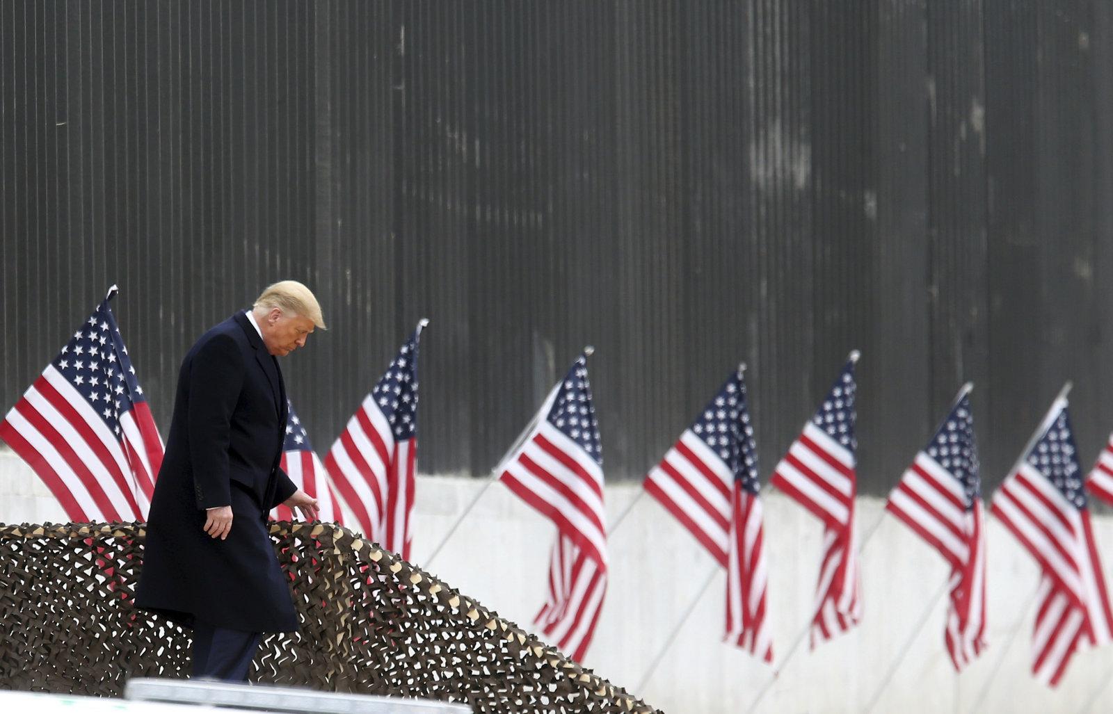 Donald Trump se asoma a segundo 'impeachment'