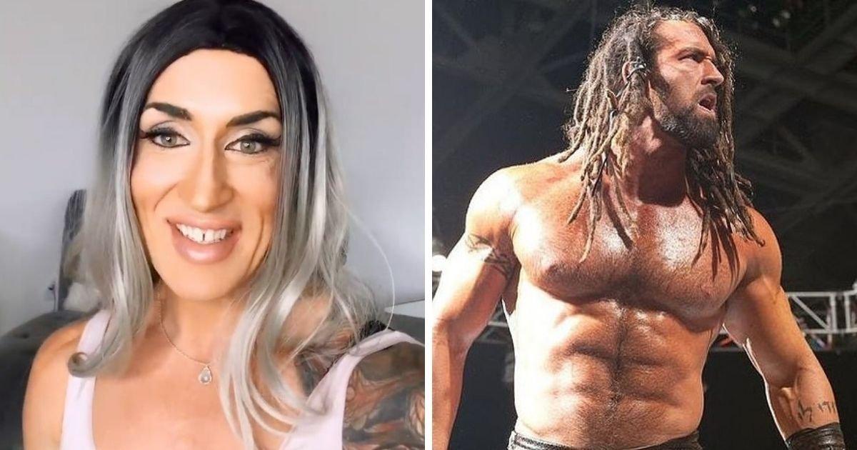 Exluchador de la WWE se declara transgénero