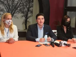 Aprueban a Samuel García como candidato a la gubernatura de NL