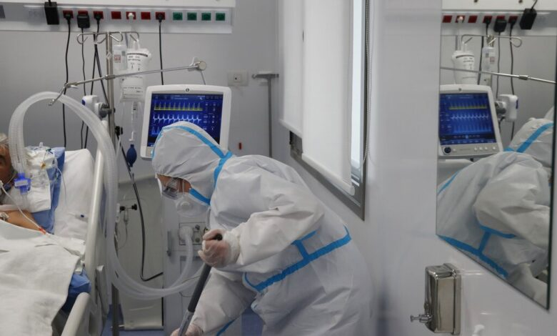IMSS aumenta 287 camas para pacientes Covid en Nuevo León