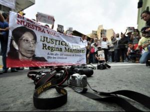 FGR: Debe hacer pública investigación del asesinato de Regina Martínez