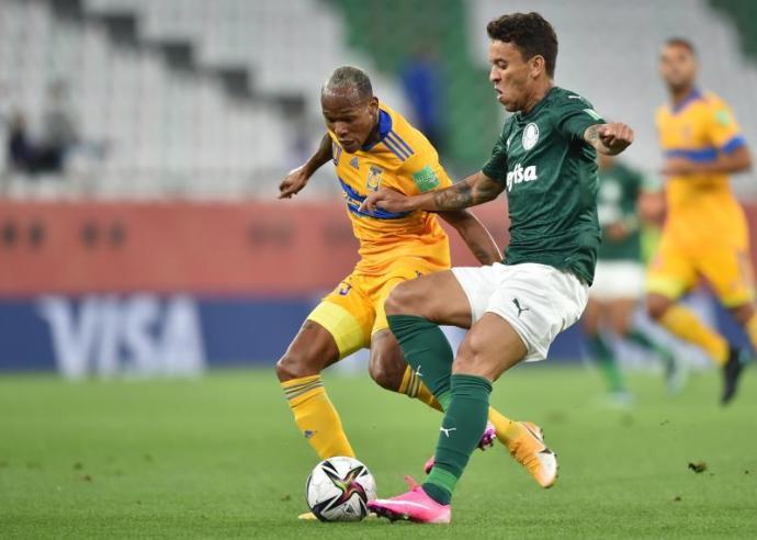 Tigres hace historia; vence al Palmeiras y va a la final del Mundial de Clubes