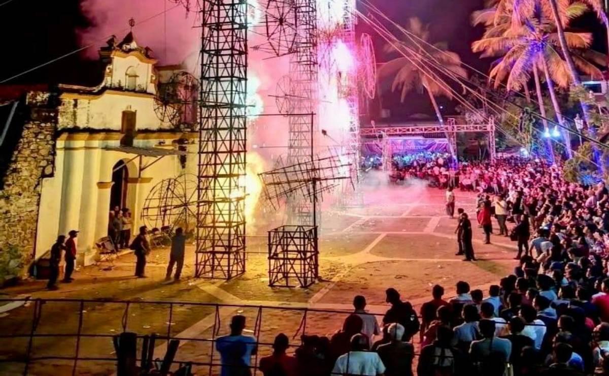 Fiestas tradicionales en Oaxaca, pese a pandemia