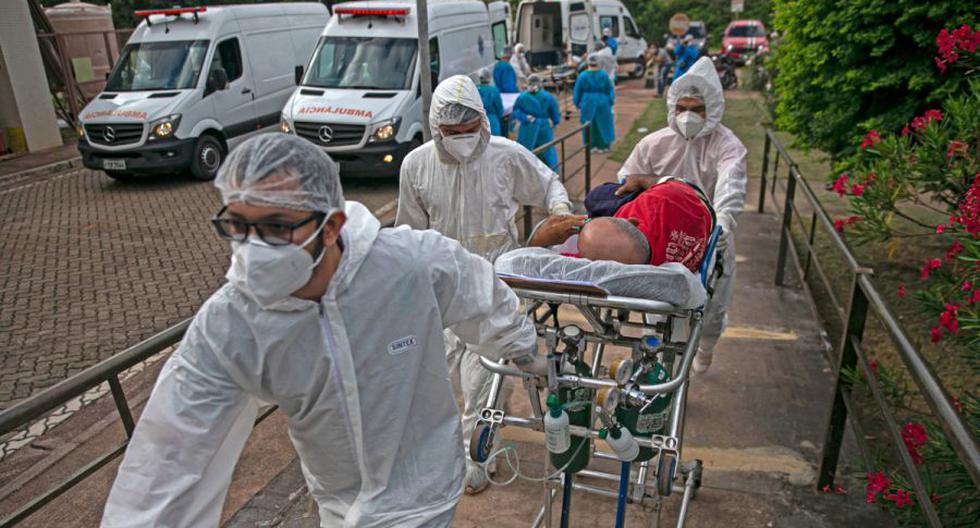 Brasil supera los 9.5 millones de casos de coronavirus