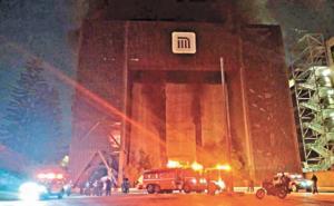 Costó 300 millones de pesos reactivar metro tras incendio