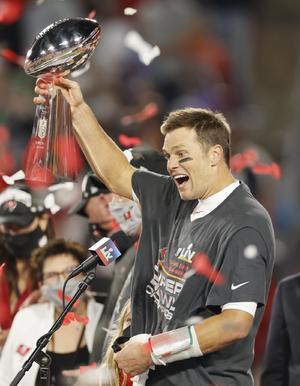 Brady es el MVP