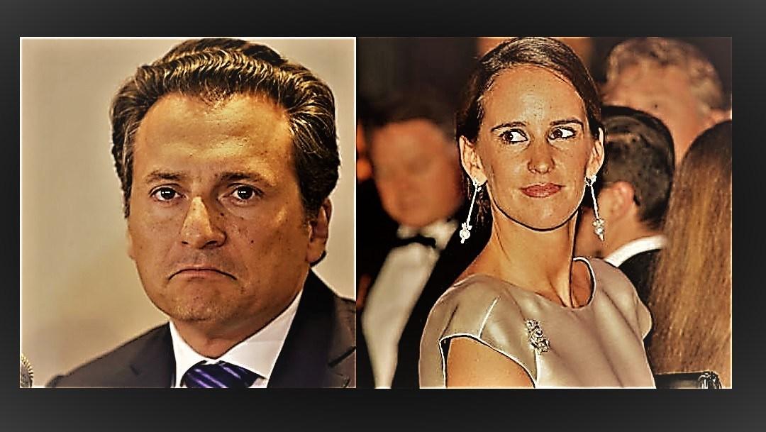 Se le acumulan delitos a esposa de Emilio Lozoya