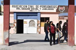 Gobierno federal paga a 68 y Más  pensión bimestral en Frontera