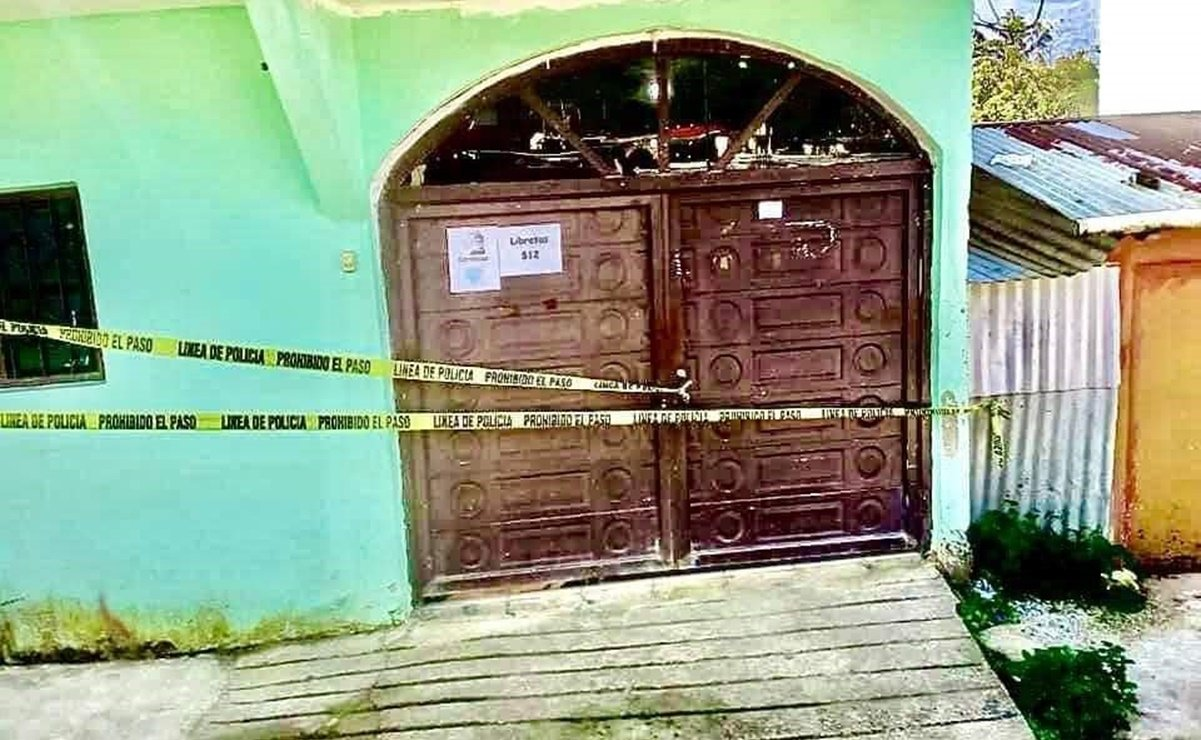 Catean domicilio en Chiapas de presunto agresor sexual de Mariana