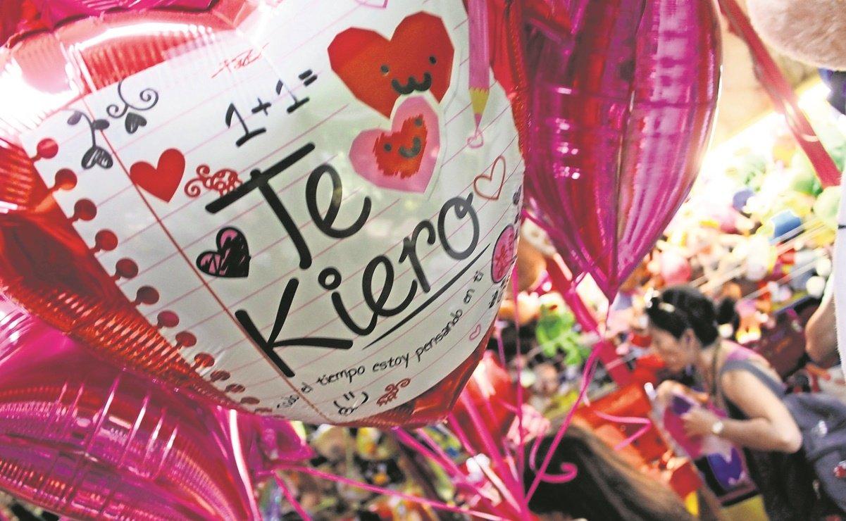 Se espera una caída del 50% en ventas de San Valentín: Concanaco
