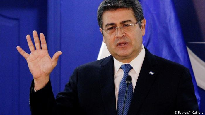 Presidencia de Honduras rechaza nueva denuncia contra Hernández por falsa