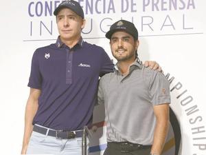 La mejor dupla mexicana en golf