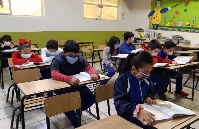 Retomarán escuelas del Conafe clases presenciales