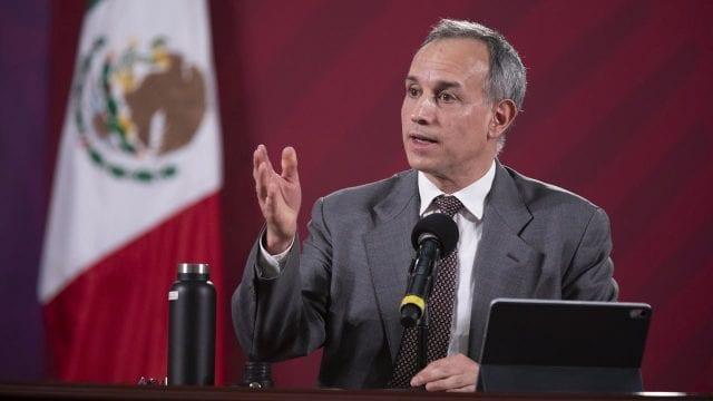 López-Gatell: 'Ante aumento de COVID-19 en Morelos, necesarias acciones más severas'