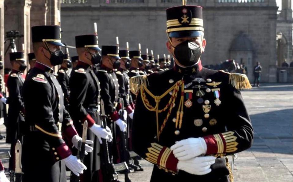 AMLO: Encabeza el 108 aniversario de la Marcha de la Lealtad