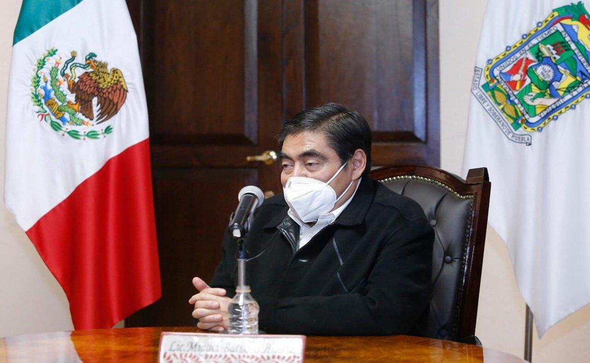 Puebla refuerza vigilancia en transporte público contra Covid-19