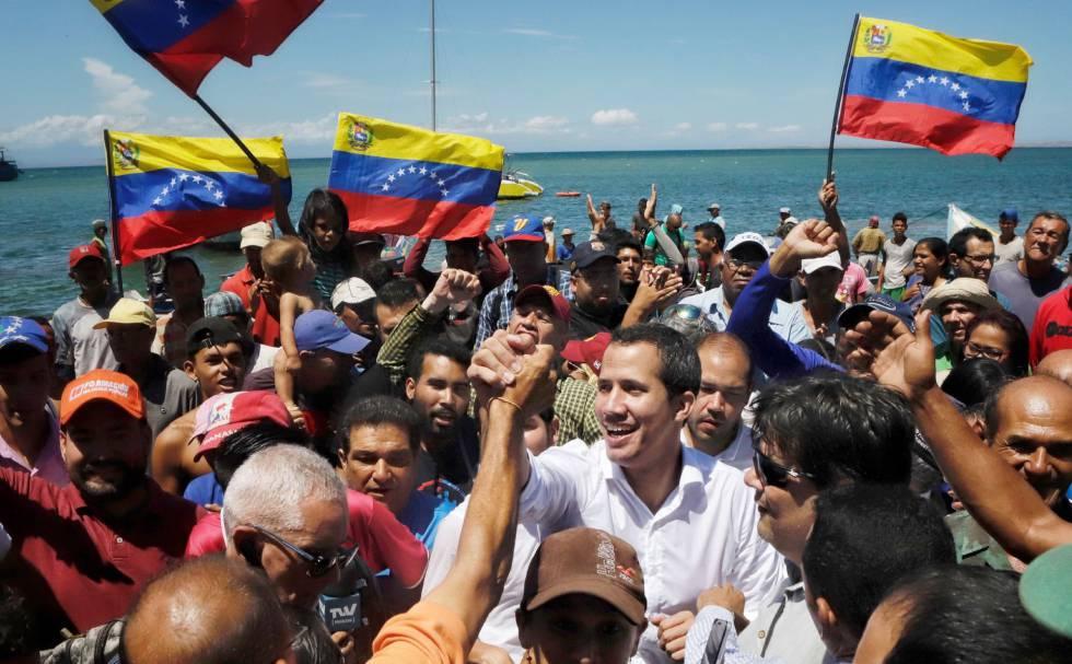 EU está dispuesto a dar más ayuda para aliviar sufrimiento de venezolanos
