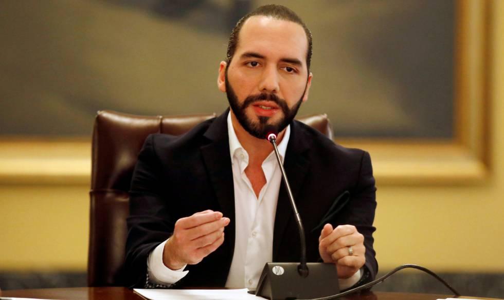 Bukele denuncia intención de un 'golpe parlamentario' en El Salvador