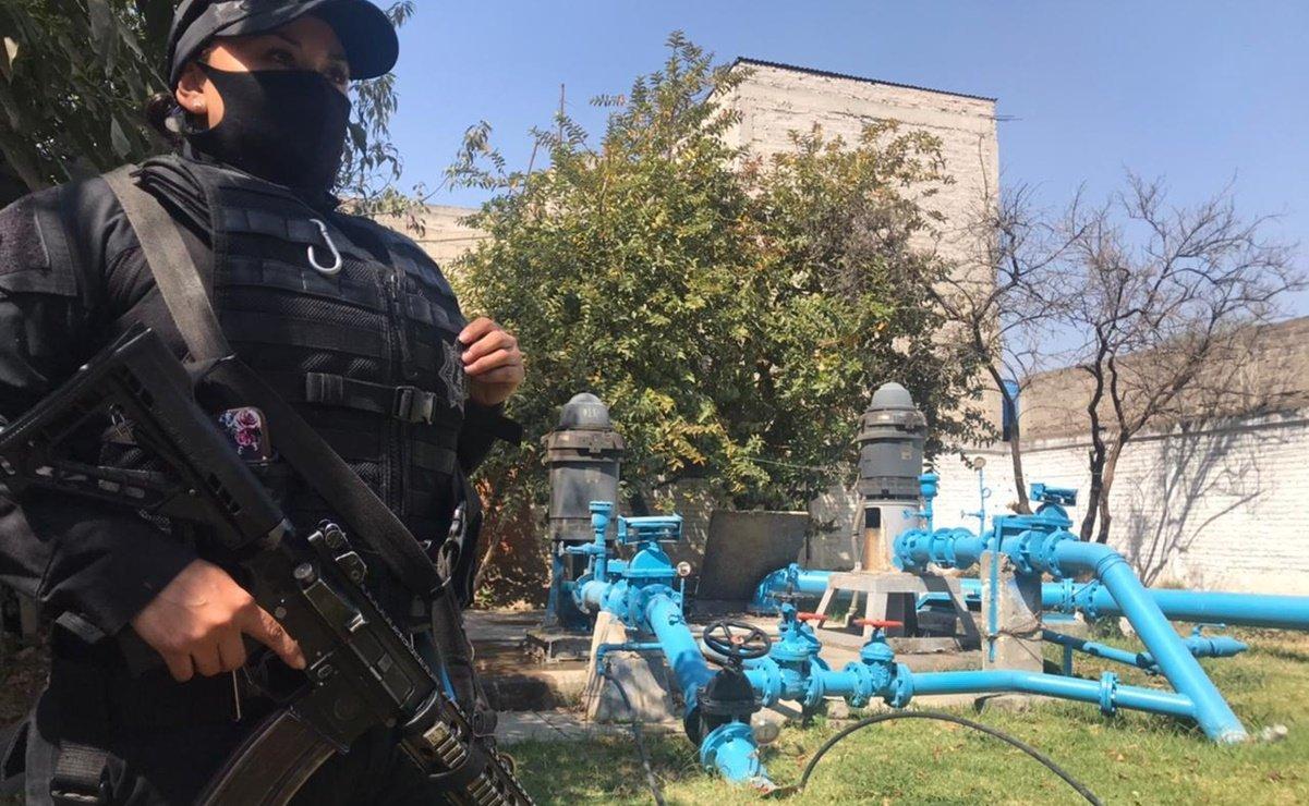 Recuperan pozo de agua en Los Reyes La Paz
