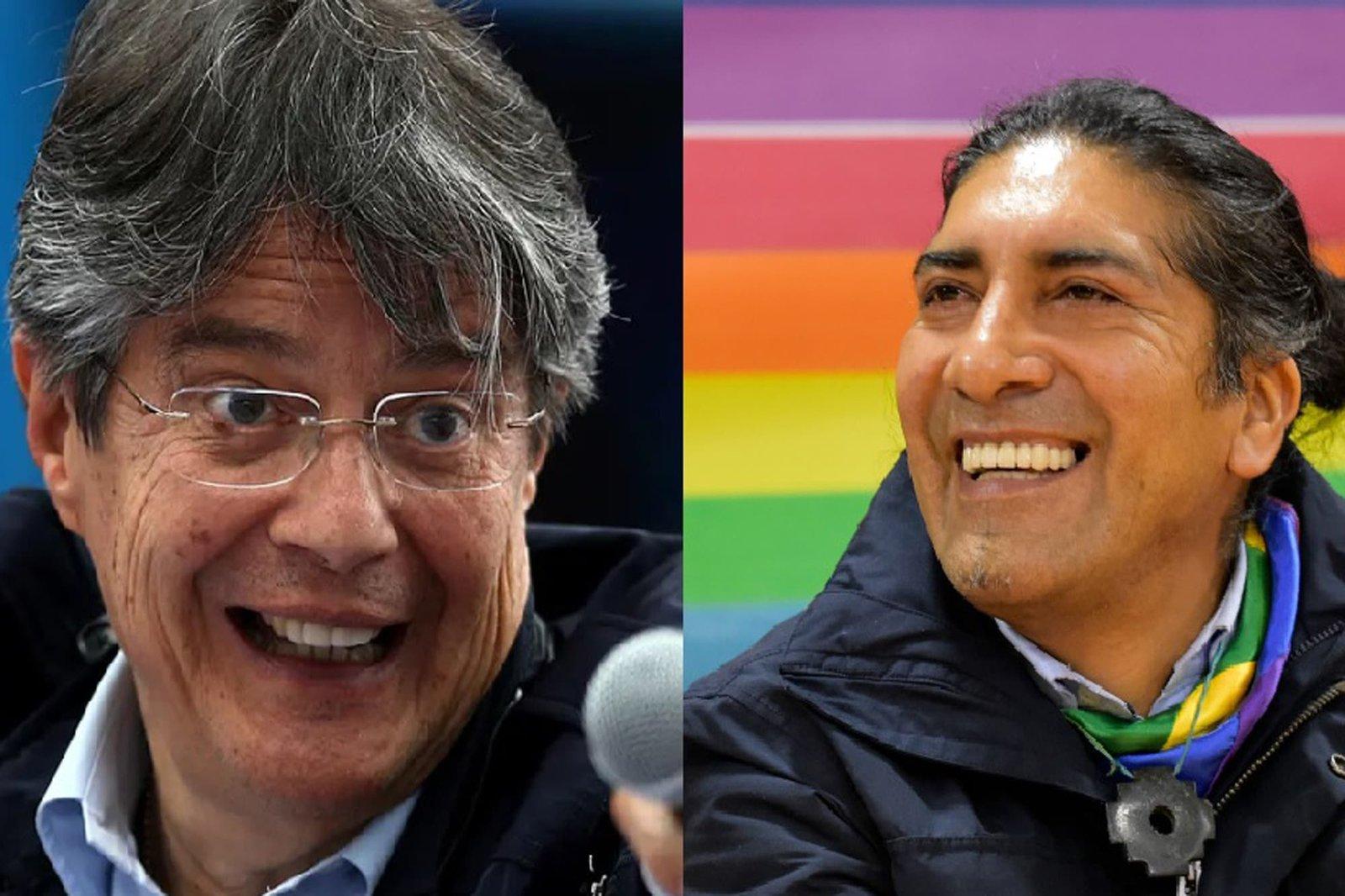 Diferencias en Ecuador entre Pérez y Lasso se acortan a unos 26,000 votos