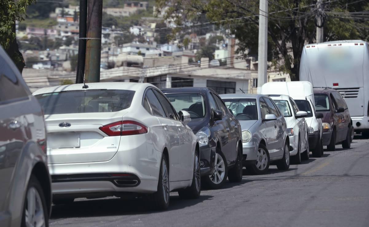Disminuye 30% robo de autos en el último año en Ecatepec