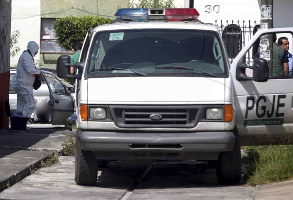 Asesinan a delegado de Registro Público de la Propiedad Raíz