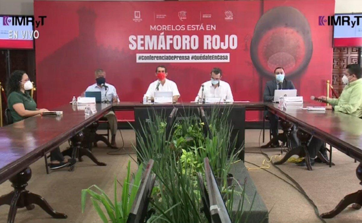 Morelos rechaza cifras de López-Gatell sobre covid