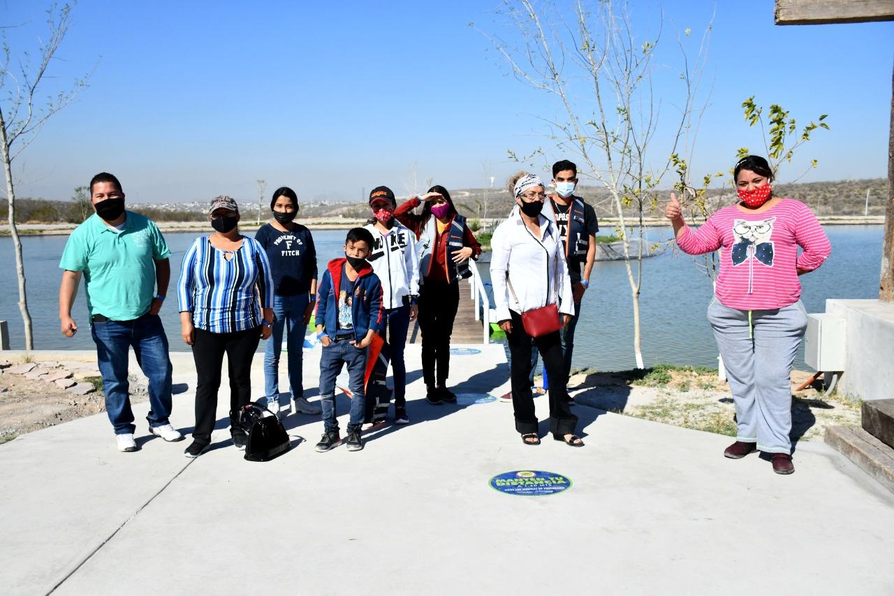 Todos los menores con acceso el 'Eco Parque' en Monclova