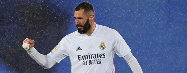 Real Madrid supera al Getafe 2-0