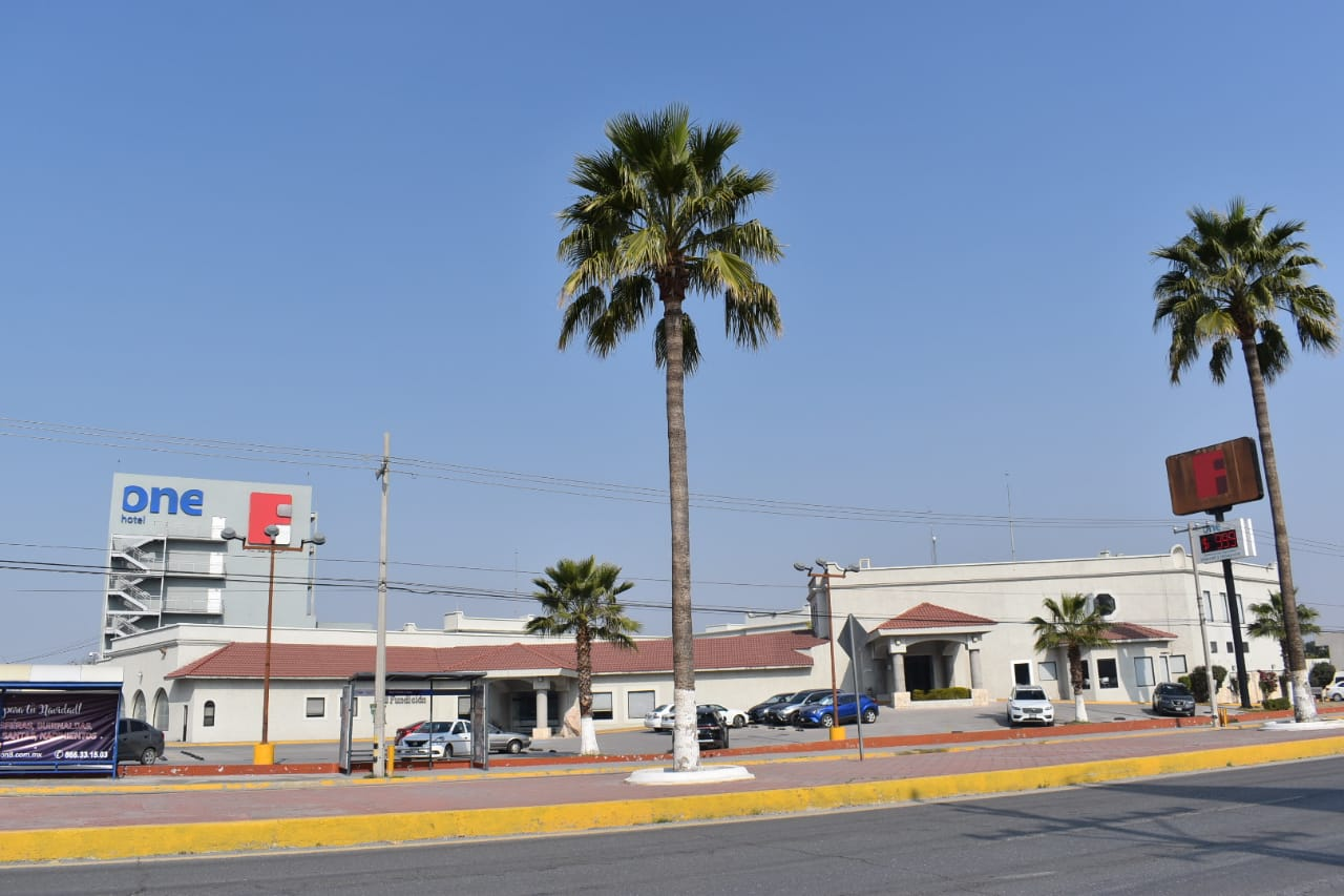 53 hoteles de Coahuila en cierre temporal
