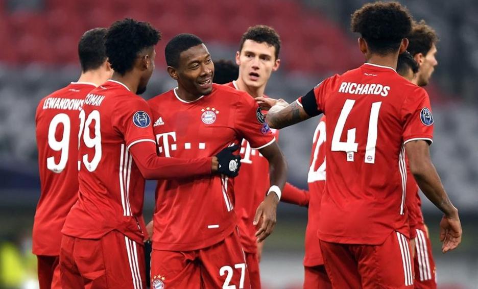 El Salzburgo recupera el liderato
