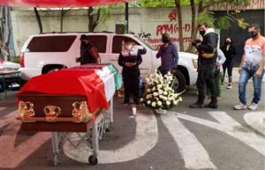 Vuelven a velar restos de otra víctima de desaparición frente a Segob
