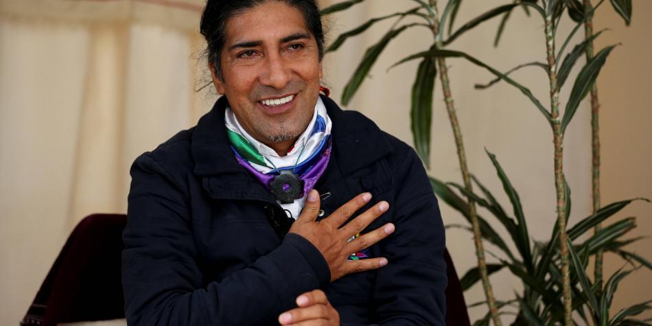 Candidato indígena de Ecuador pide revisar votos en 6 provincias por 'fraude'