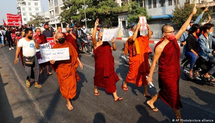 Nueva ola de detenciones de la junta militar birmana contra políticos electos